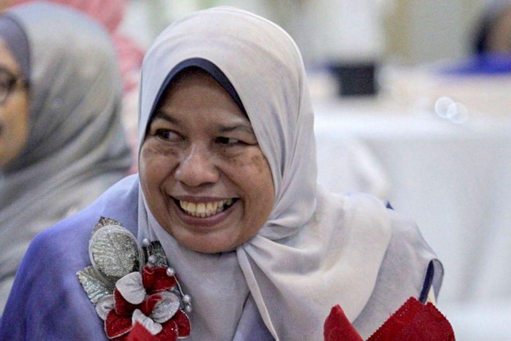 Menteri Perumahan dan Kerajaan Tempatan Zuraida Kamaruddin