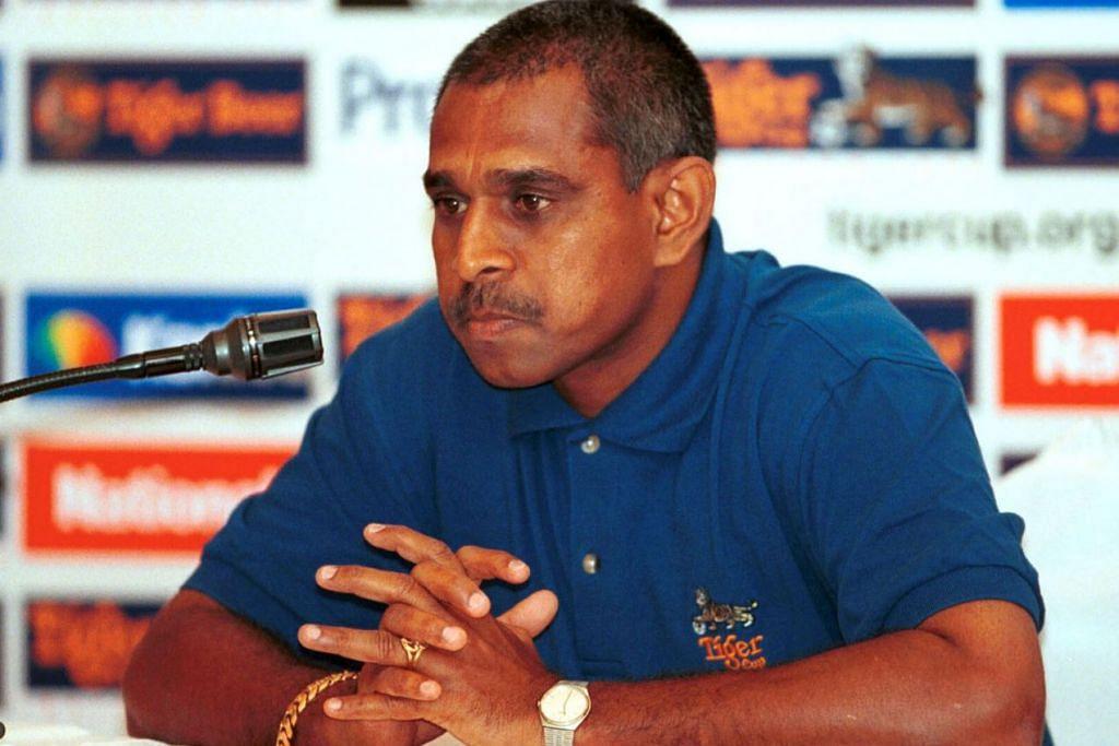 KHIDMAT TAMAT: Khidmat pelatih jurulatih Vincent Subramaniam bersama FAS berakhir selepas kontraknya tamat. - Foto fail
