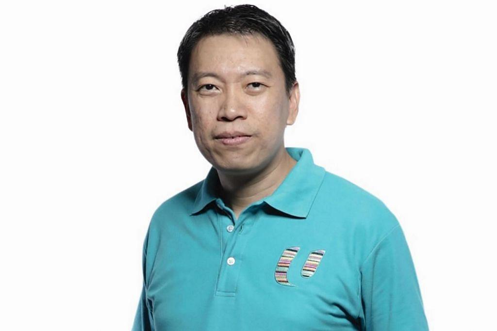 Encik Melvin Yong (GRC Tanjong Pagar).