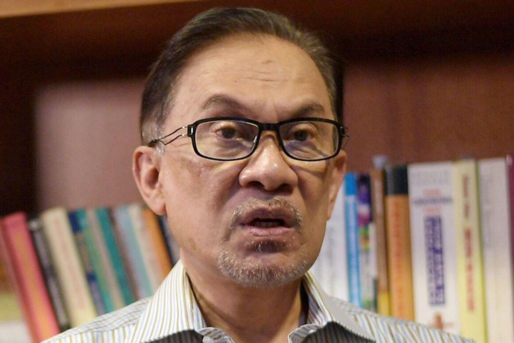 Datuk Seri Anwar Ibrahim, Presiden Parti Keadilan Rakyat (PKR), mengenai bila beliau akan jadi Perdana Menteri.
