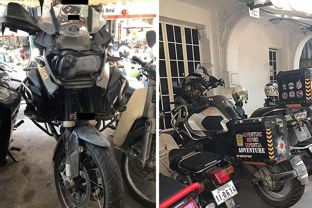 Pihak berkuasa Kemboja cari pemilik motosikal S'pura didakwa terlibat dalam kes langgar lari