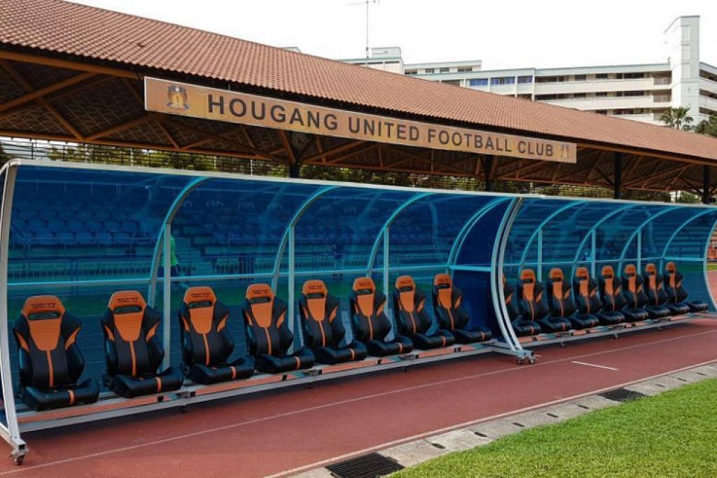 Football: Hougang United make police report about missing $250,000; club staff arrested