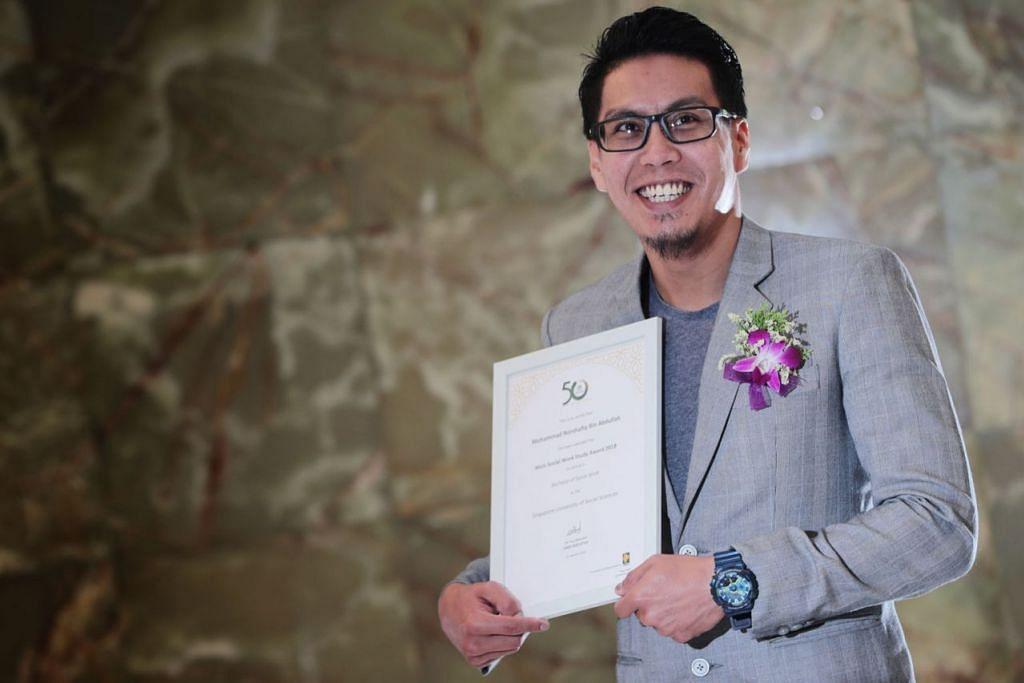 Encik Mohammad Norshafiq Abdullah - Foto BH oleh KELVIN CHNG