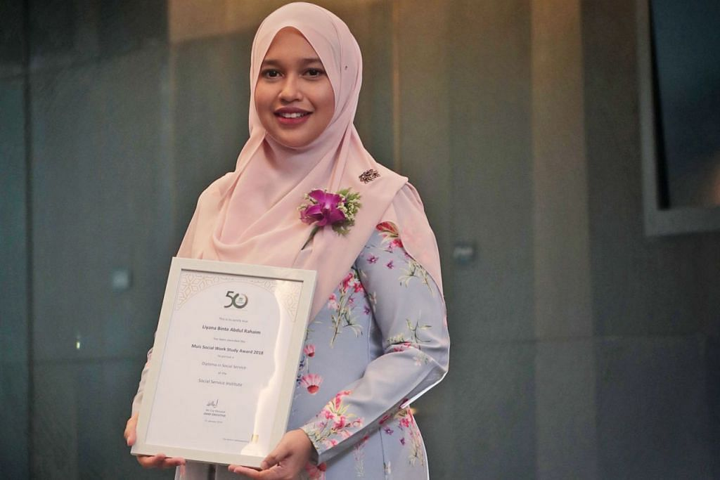 Cik Liyana Abdul Rahaim - Foto BH oleh KELVIN CHNG