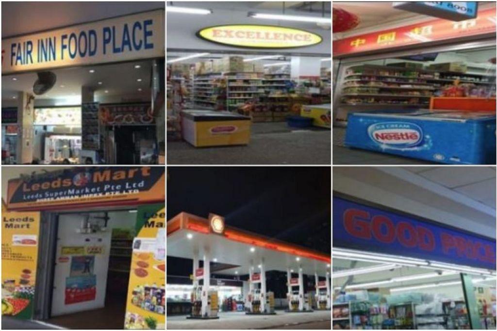 Lesen menjual tembakau Fair Inn Food Place dan Excellence Supermarket dibatalkan. Lesen China Minimart, Leeds Mart, Shell Select dan Good Price Centre pula digantung.