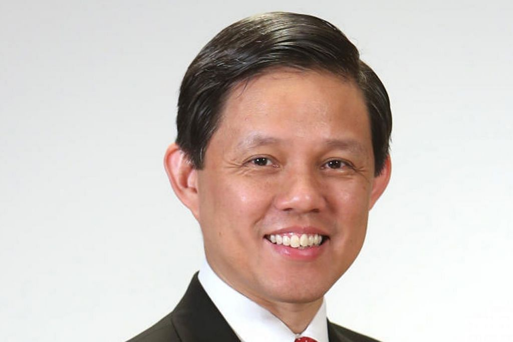 BAIKI KELEMAHAN: Menteri Bertanggungjawab Bagi Perkhidmatan Awam, Encik Chan Chun Sing, berkata perkhidmatan awam akan bekerja lebih keras untuk membaiki kesilapan dan berusaha menjadi lebih baik. - Foto fail