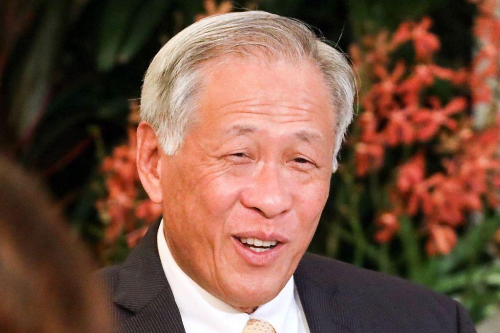 """""""Kita perlu memastikan SAF kuat dan memadai untuk mempertahan hak kita apabila diplomasi gagal dan apabila pihak lain memilih untuk menganiaya atau tidak mengendahkan hak kita. SAF yang kuat melindungi Singapura dan warga Singapura."""" - Menteri Pertahanan Dr Ng Eng Hen"""