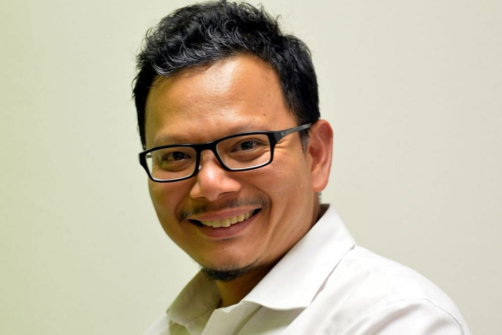 PEKA AKAN KESAN UBAT GANJA: Dr Zuraimi Mohamed Dahlan menyeru rakyat Singapura agar mendapatkan sumber maklumat yang tepat mengenai kesan ubat ganja meskipun ia disahkan di negara lain. - Foto fail