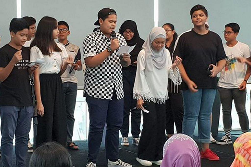 Gig Puisi: Suara Anak Watan.