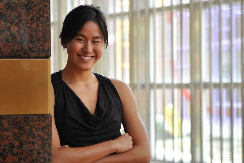 Quah Tin Wen - renang