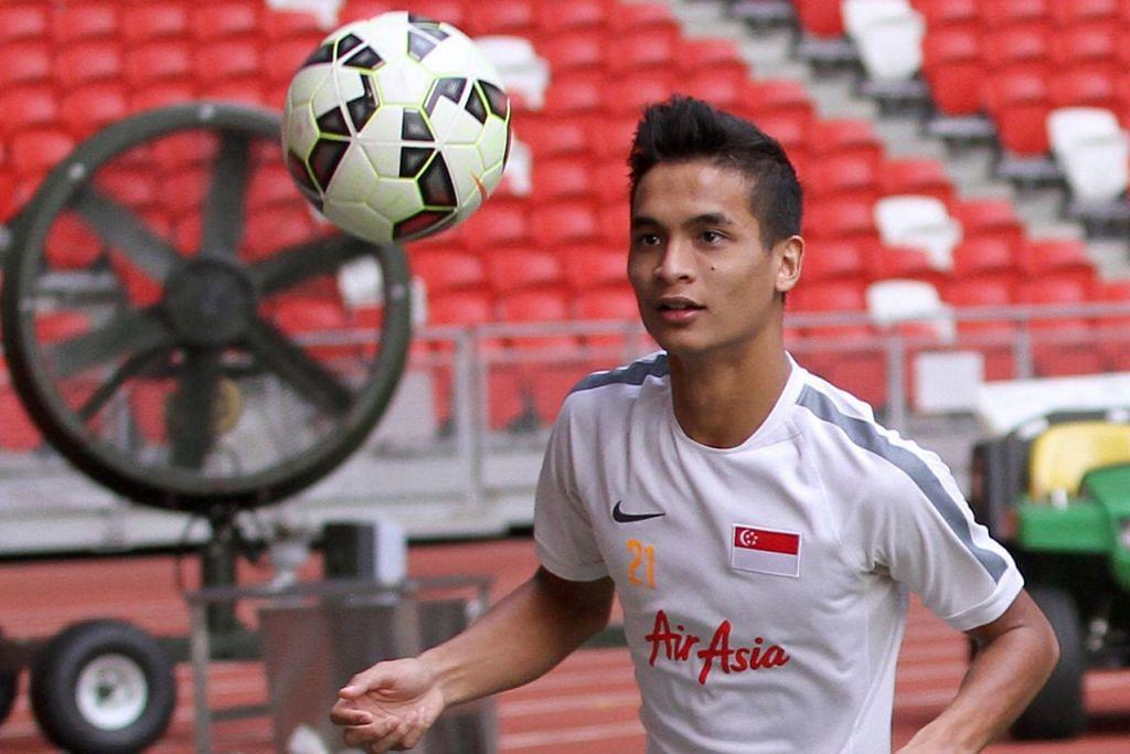 Safuwan Baharudin - bola sepak