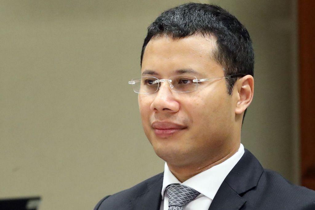 ENCIK DESMOND LEE: Menteri Pembangunan Sosial dan Keluarga.