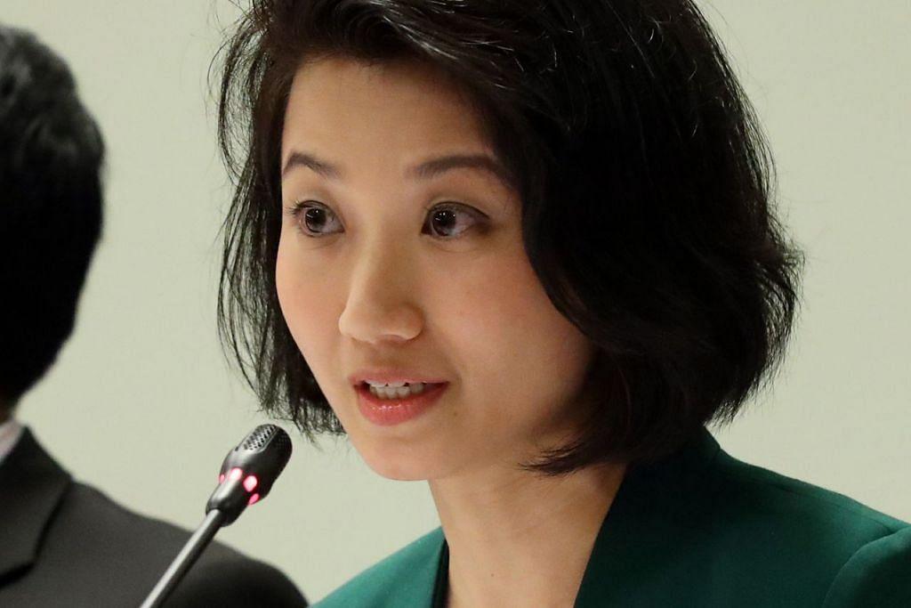 CIK SUN XUELING: Setiausaha Parlimen Kanan (Ehwal Dalam Negeri merangkap Pembangunan Negara).