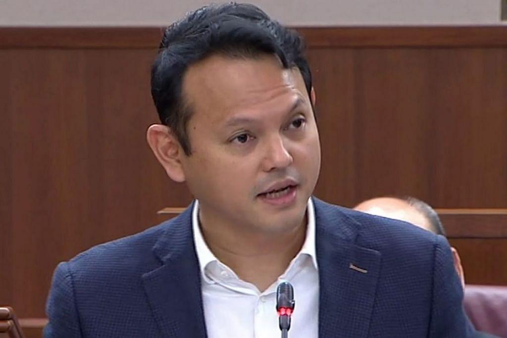 """""""Pertumbuhan gaji individu juga bermakna pendapatan keluarga meningkat. Bagi keluarga Singapura bergaji rendah, pendapatan tumbuh sebanyak 26 peratus secara kumulatif, lebih tinggi daripada 24 peratus bagi keluarga bergaji median. Apa yang signifikan juga, gaji meningkat sedang kadar pengambilan pekerja bagi penduduk berusia 25 tahun hingga 64 tahun kekal tinggi, pada sekitar 80 peratus."""" - Menteri Negara (Tenaga Manusia), Encik Zaqy Mohamad."""