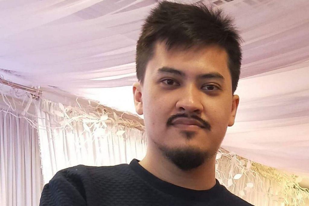 Pengarah muda, filem 'Misteri Dilaila', Mohd Syafiq Mohd Yusof.