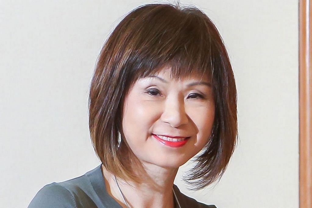 Menteri Negara Kanan (Sekitaran dan Sumber Air), Dr Amy Khor