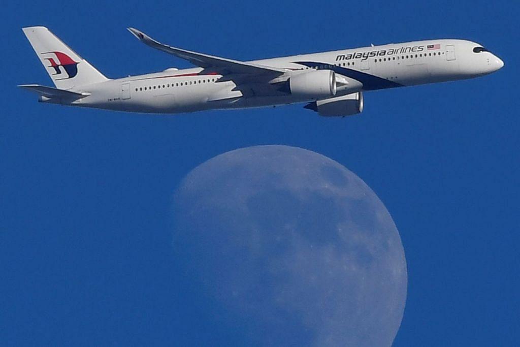 GAGAL BAIKI PRESTASI: Hampir separuh kerugian Khazanah Nasional Bhd (Khazanah) adalah daripada Malaysia Airlines. - Foto REUTERS
