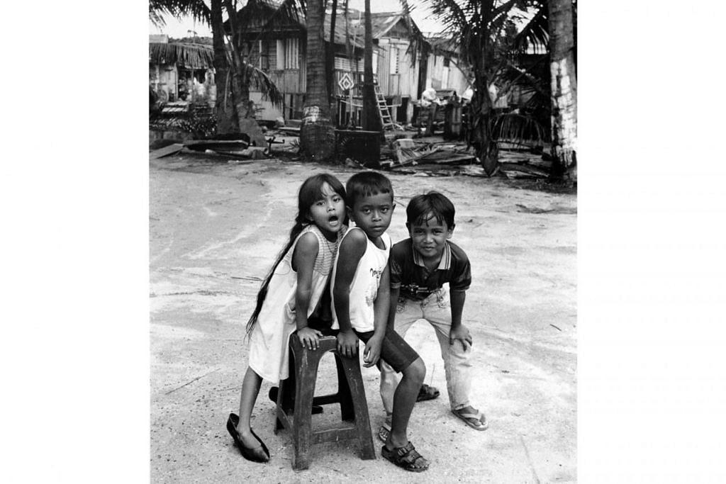 KENANGAN HIDUP DI KAMPUNG: Suasana di Kampung Wak Selat di Kranji. - Foto fail.