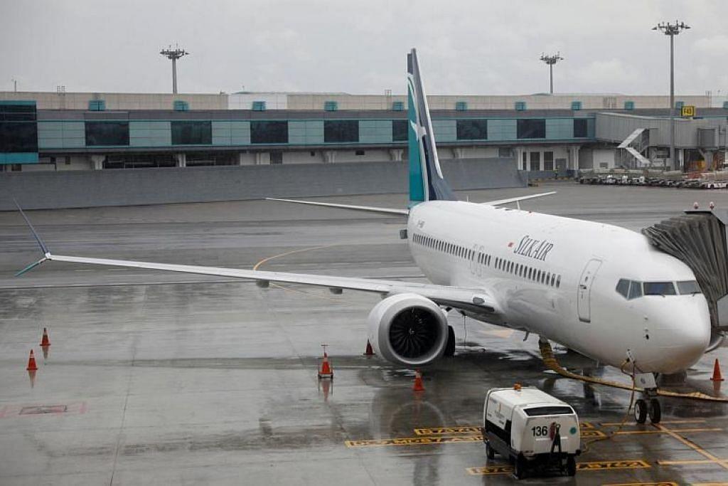 Sehingga pagi tadi, kesemua enam pesawat 737 Max 8 SilkAir telah diarahkan mendarat di Singapura dan tidak akan dikembalikan ke perkhidmatan sehingga notis selanjutnya.