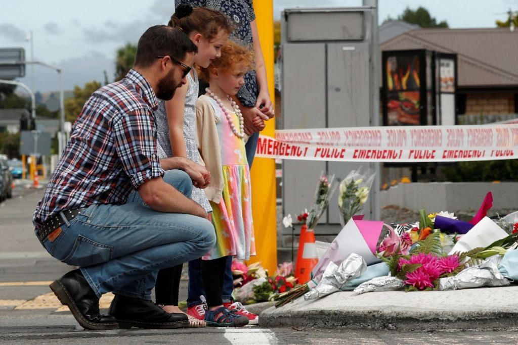 Christchurch mosque terror attack