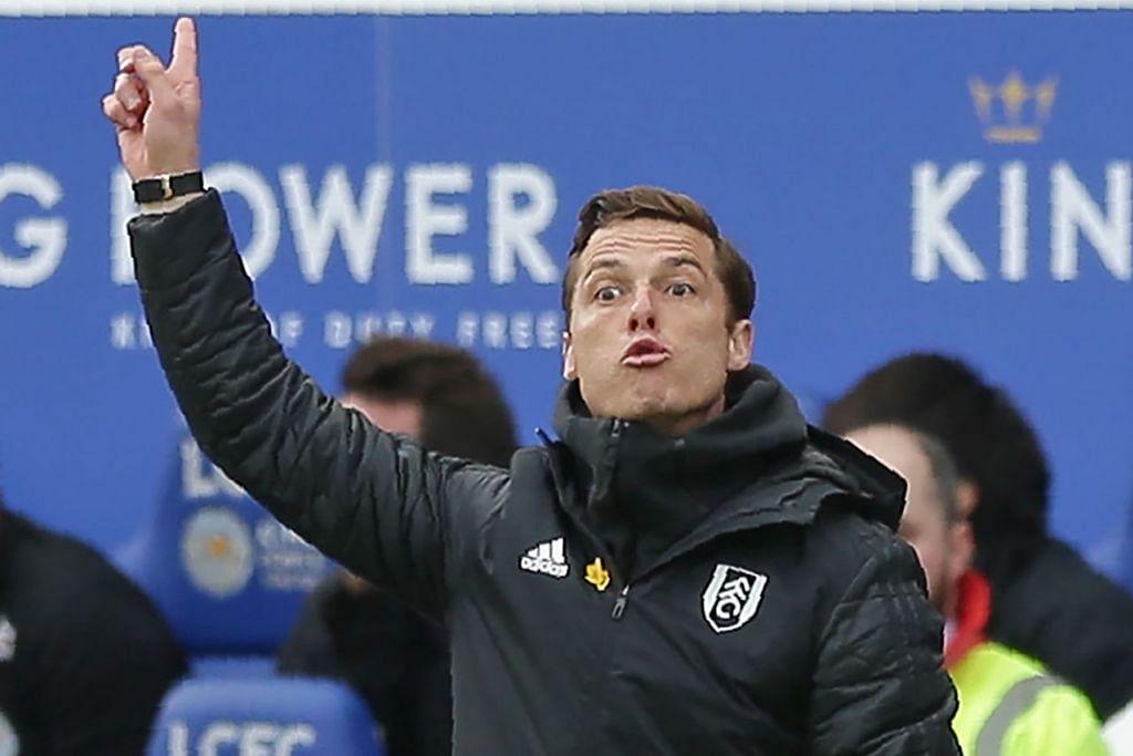 SCOTT PARKER: Anggap tanggungjawab menerajui Fulham sebagai satu tugas mencabar, tapi juga satu peluang keemasan. - Foto AFP