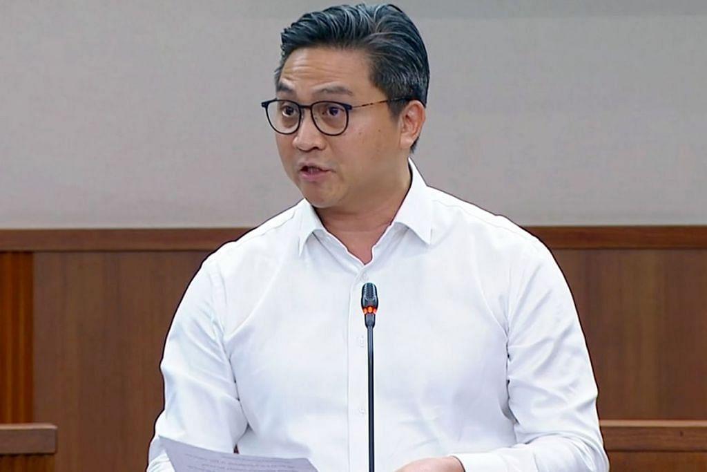 MUDAHKAN KERJASAMA RANTAU ASEAN: Menurut Encik Saktiandi Supaat, dengan menggalakkan warga Singapura merebut peluang meneroka, terutamanya di rantau Asean, ini juga akan membantu memudahkan kerjasama di rantau Asean yang memberi manfaat kepada ekonomi. - Foto GOV.SG