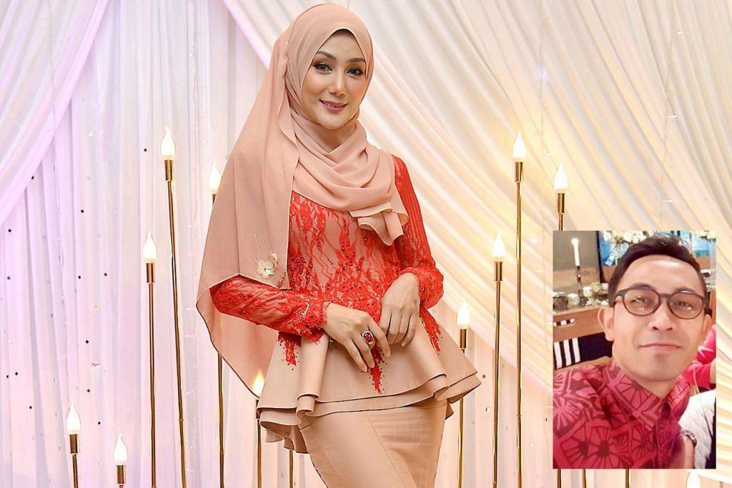GABUNGAN MANTAP: Erra dan Hafiz Hamidun (gambar sisipan) menghasilkan lagu berjudul 'Menangkah Cinta' yang sebenarnya siap digubah pada 2017. - Foto fail