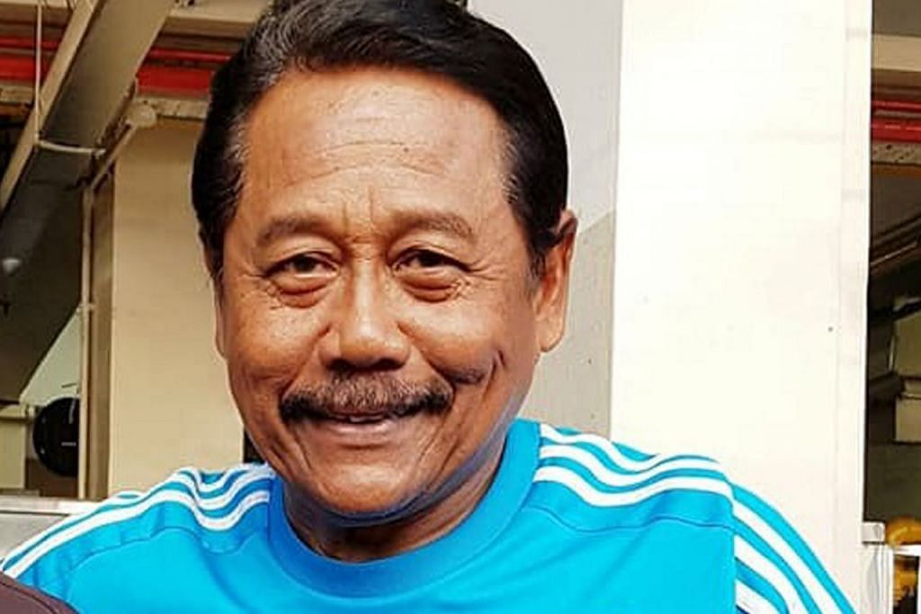 Pelawak veteran, Yusoff Maruwi.