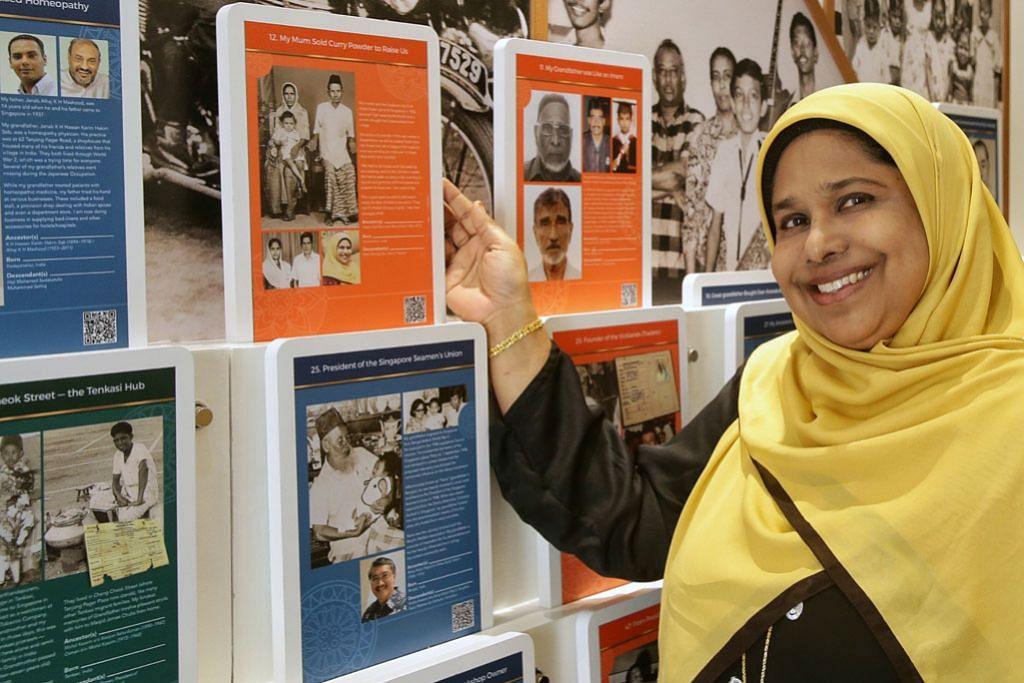 Galeri Pusat Warisan India Muslim papar foto semangat perintis