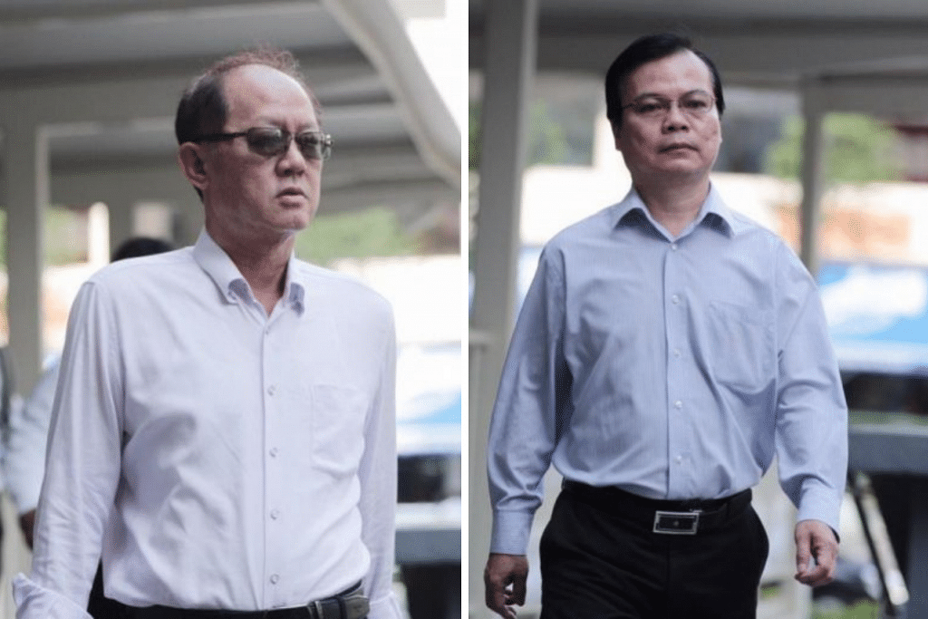 Town council ex-GM and company director plead guilty to corruption charges