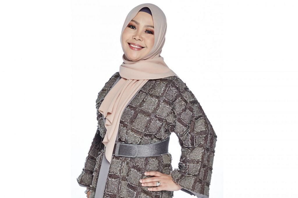 Cik Sabariah Ramilan.
