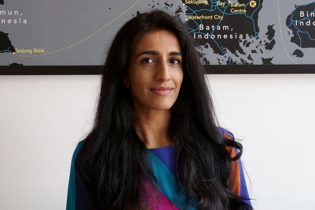 Dr Ayesha Khanna (atas). - Foto ihsan AYESHA KHANNA