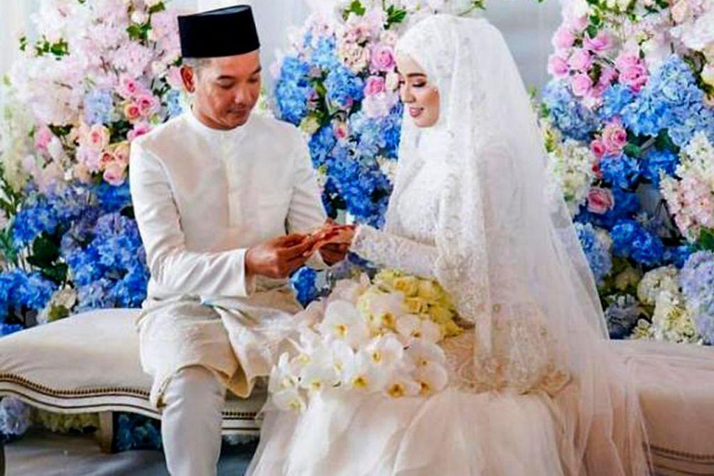 ANGGAP SUDAH JODOH: Perkenalan singkat Bella Dally dengan Arif Izuddin Mohd Radzali membawa ke jenjang pelamin atas rasa yakin mereka mampu saling melengkapi. – Foto BEAUTIFUL NARA