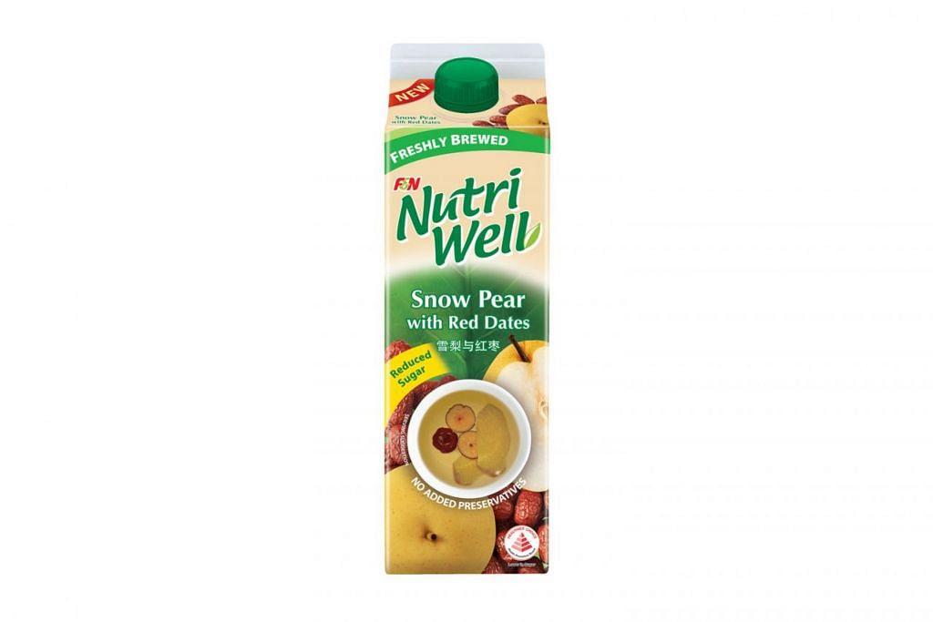 MINUMAN SIHAT: Ia mengandungi ramuan bahan tradisional asli yang dipilih secara teliti. - Foto F&N FOODS
