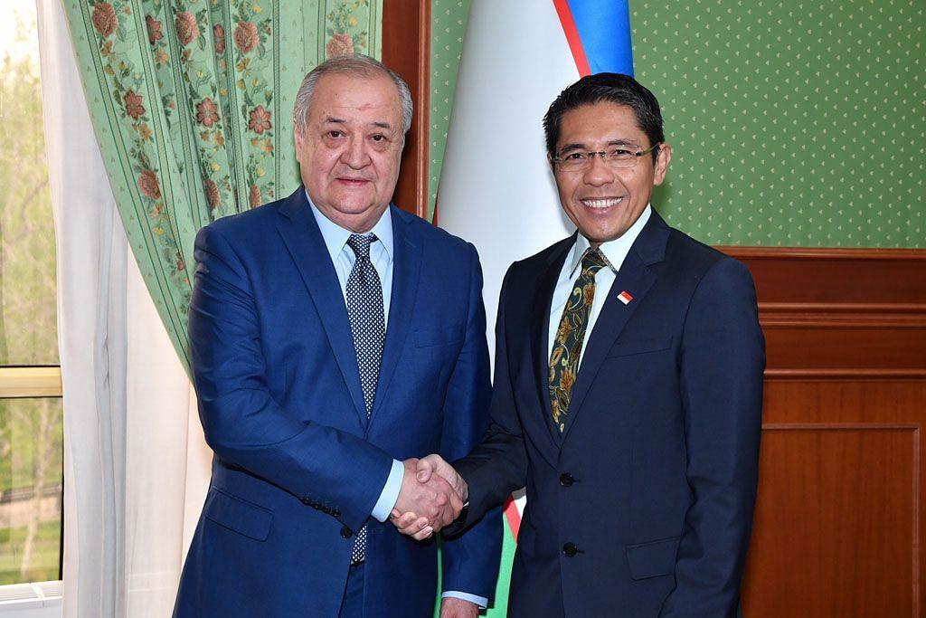 Maliki akhiri lawatan pengenalan ke Uzbekistan
