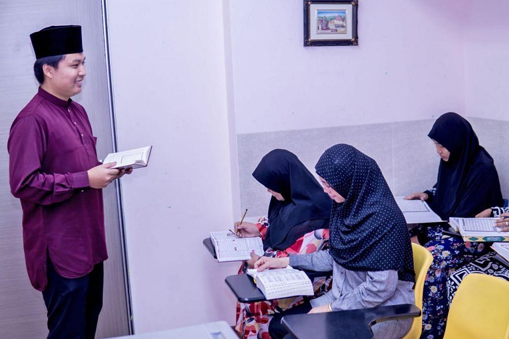 RAMADAN YANG DITUNGGU: Ustaz Nashruddeen Khalis Mohd Nizam menggalak masyarakat Muslim supaya berazam dan persiap diri daripada segi mental, rohani dan jasmani untuk memanfaatkan segala kebaikan dalam Ramadan. – Foto BH oleh NUR DIYANA TAHA