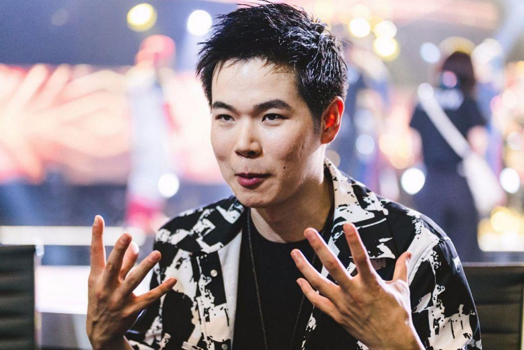 TIDAK SILAP LAGI: Ahli silap mata Taiwan, Eric Chien, yang awalnya gementar kerana khuatir tersilap langkah dalam aksi silap mata menjuarai peraduan Asia's Got Talent (Musim Ketiga) - Foto BH oleh KHIDHIR ASYRAF MAHBOB