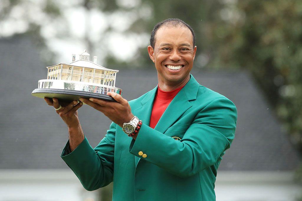 Trump mahu beri Pingat Kebebasan Presiden kepada Tiger Woods