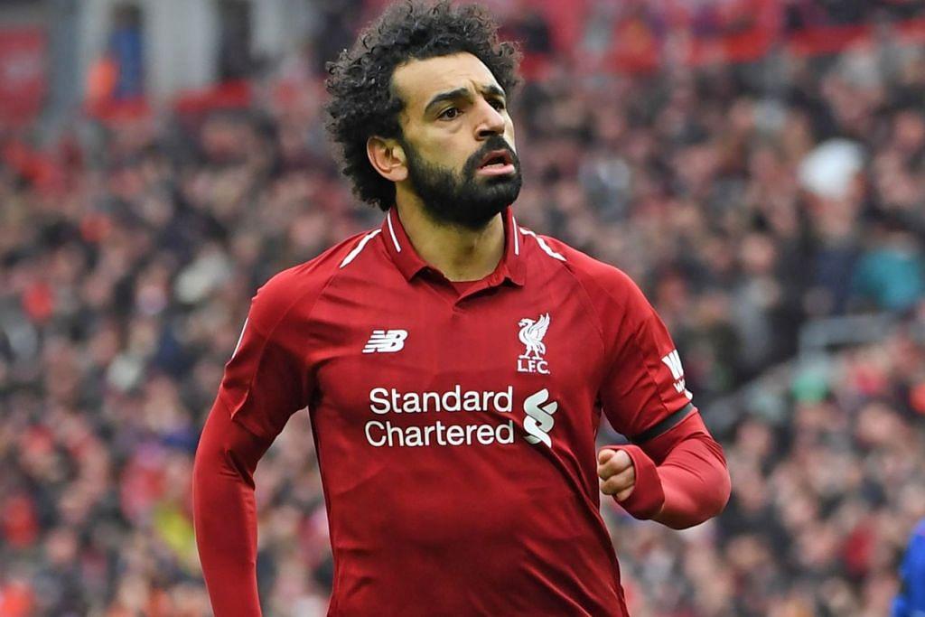 LAYANAN HORMAT: Mohamed Salah berkata kaum lelaki 'dalam budayanya dan di Timur Tengah' perlu melayan wanita dengan sikap lebih hormat. - Foto fail