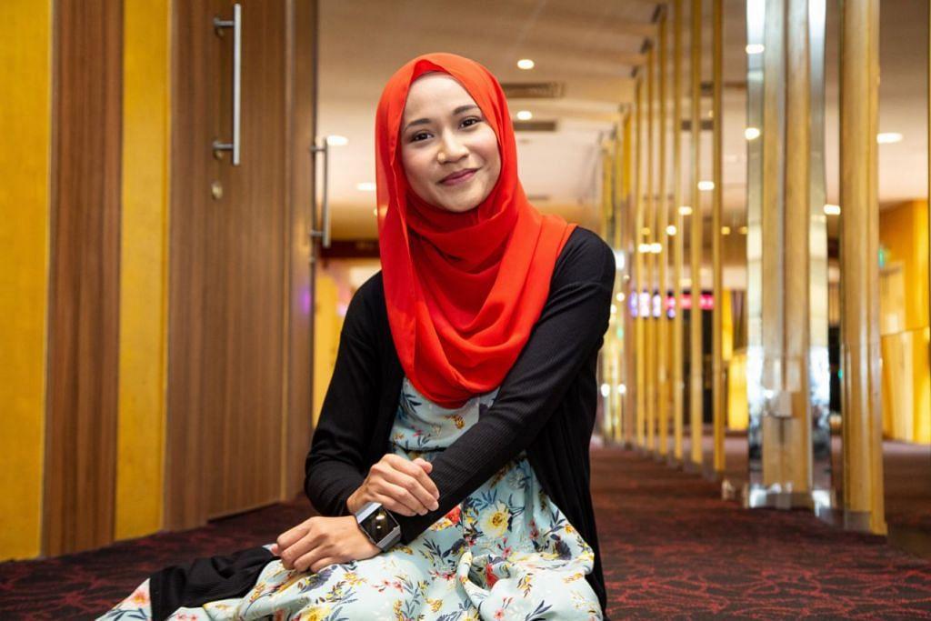 IZYAN MELLYNA ISHAK: Terima anugerah Persembahan Terbaik Pelakon Wanita bagi drama 'Mekah Di Hati'. AIMAN HAKIM: - Foto fail.