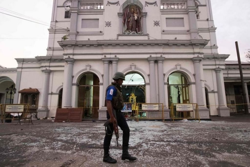 15 people, including 6 children, killed in raid on Islamist hideout in Sri Lanka