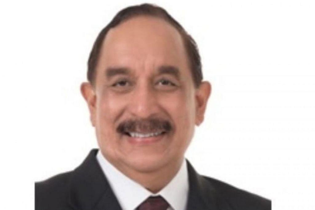 PERALIHAN: Encik Farid (atas) akan menggantikan Presiden DPPMS, Encik Muhammad Shamir yang menjadi Presiden sejak 2017. - Foto fail