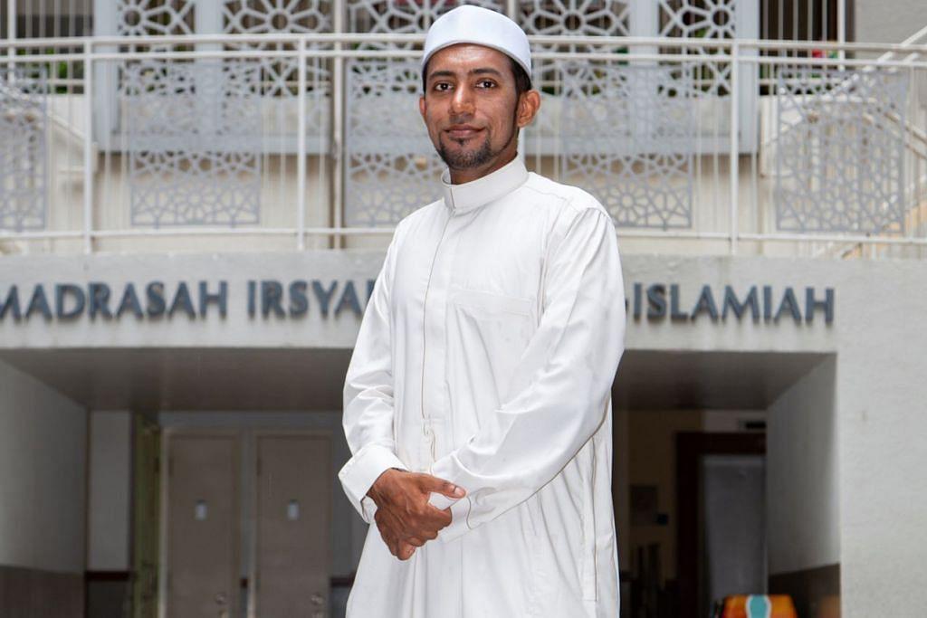 USTAZ MOHAMMAD KHALID: Tekankan bagi Muslim menjadi orang berguna kepada diri, keluarga dan masyarakat.
