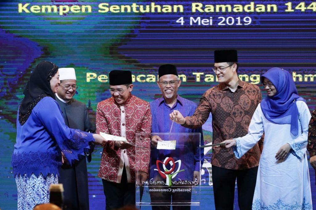 Sentuhan Ramadan 2019 campaign launch