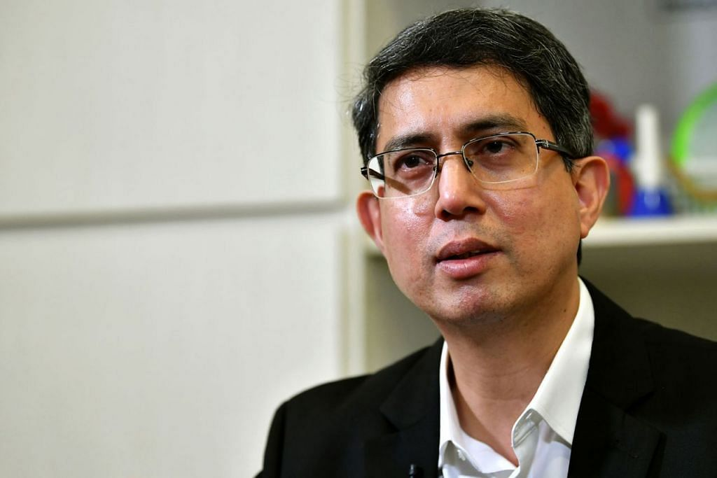 BERI JAMINAN: Setiausaha Parlimen Kanan (Pendidikan merangkap Pembangunan Sosial dan Keluarga), Profesor Madya Muhammad Faishal Ibrahim