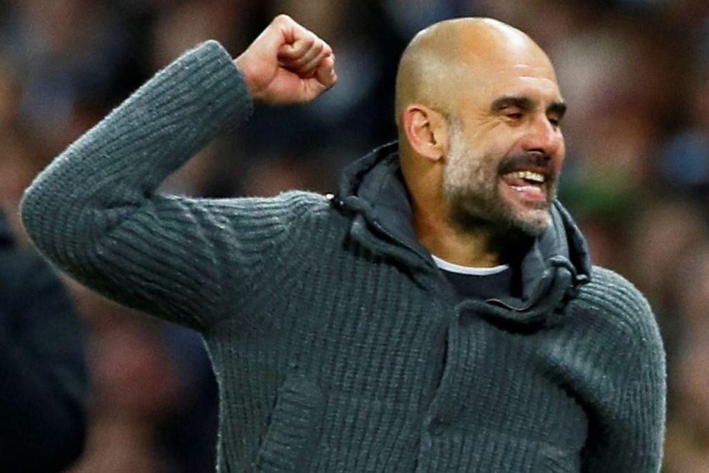 NASIB DI TANGAN SENDIRI: City perlu menewaskan Brighton bagi memastikan kejuaraan Liga Perdana England kekal di Manchester City. - Foto REUTERS
