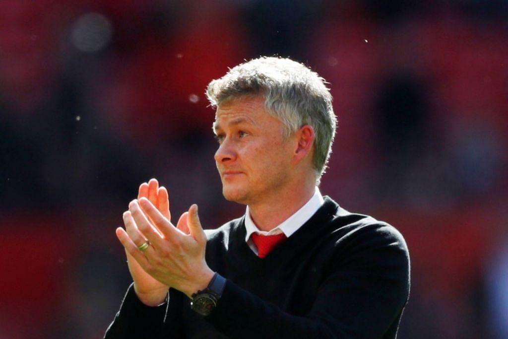 OLE GUNNAR SOLSKJAER: Tekankan bahawa semua kakitangan jurulatih Manchester United akan dikekalkan. - Foto REUTERS