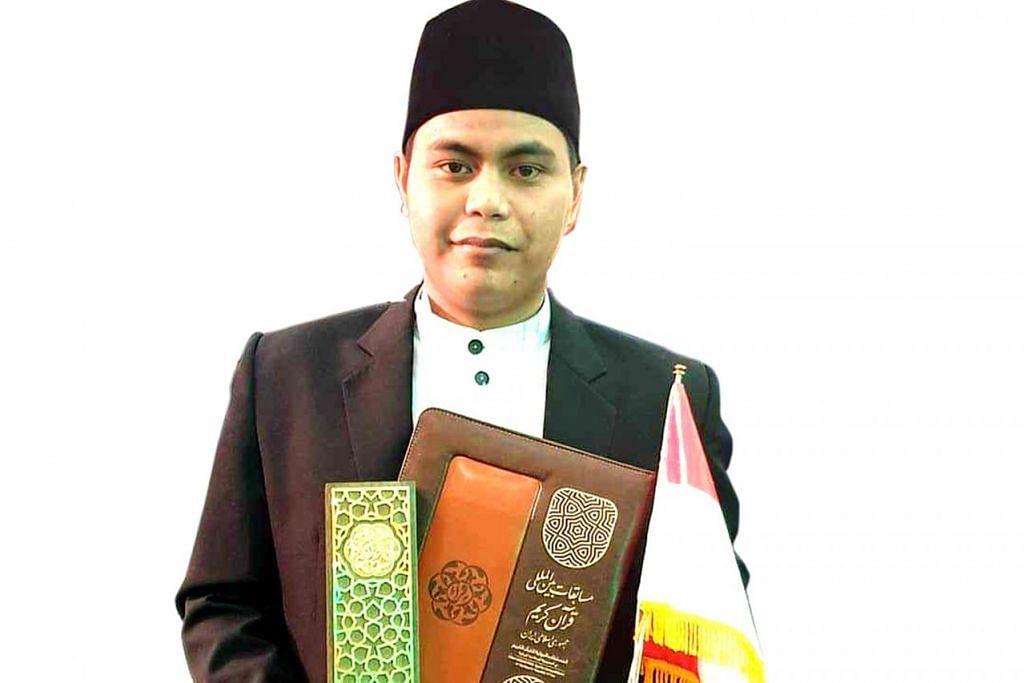 WAKIL INDONESIA USTAZ SALMAN AMRILLAH