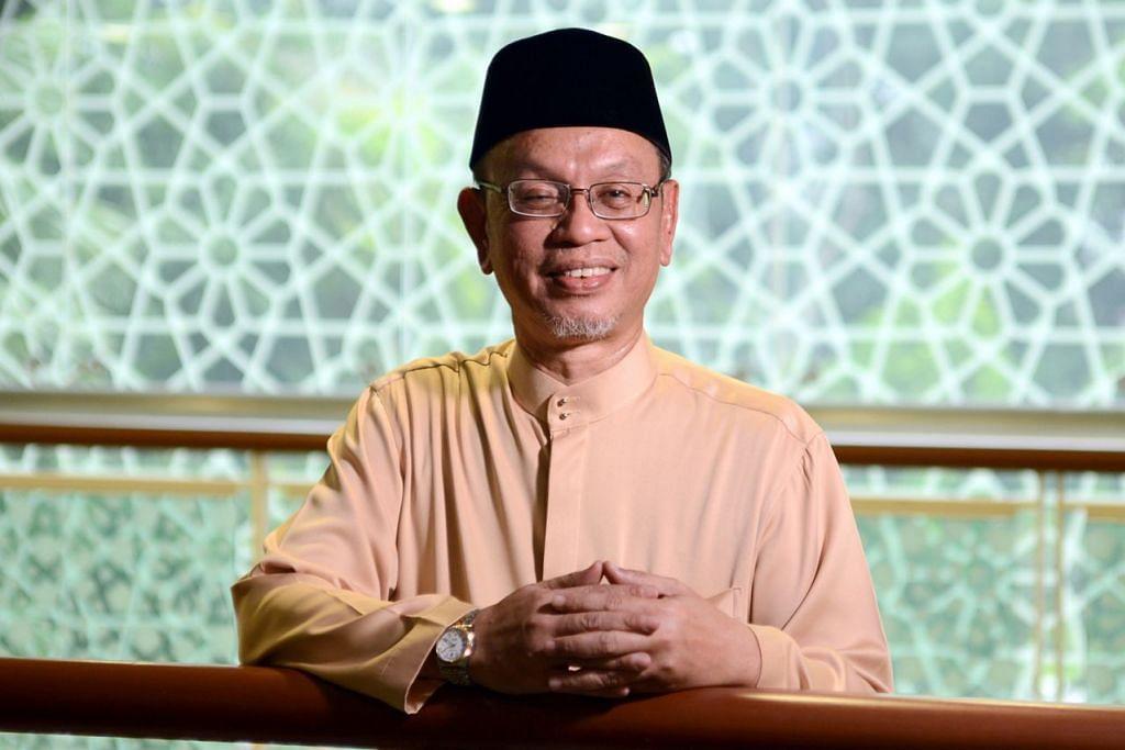 Ustaz Abdul Manaf Rahmat.
