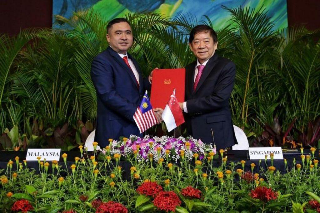 Singapore, Malaysia to defer Johor Baru-Woodlands RTS Link till Sept 30